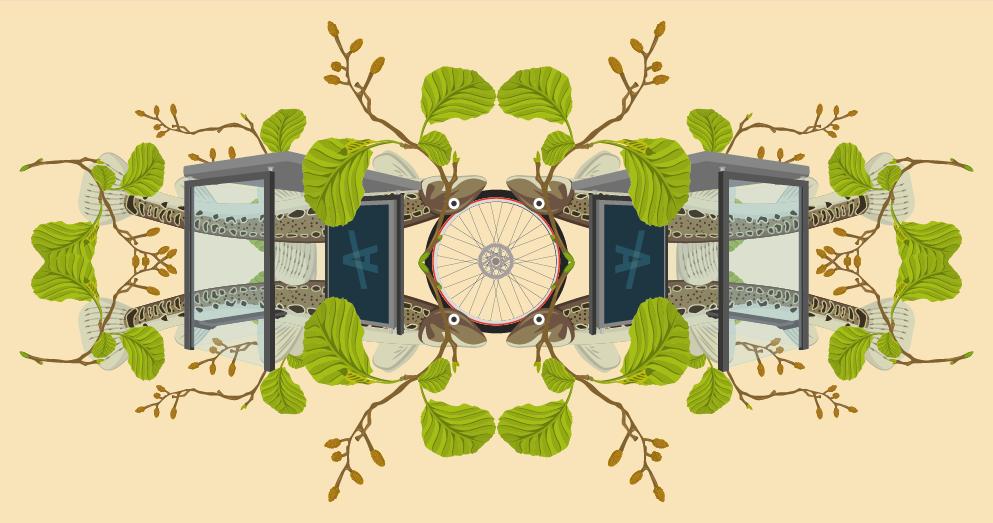 Bouwdoek-Illustraties